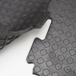 Модульная плитка из резины СпецПол 11 мм