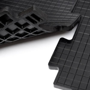 Резиновая модульная плитка Унидор Техно 20 мм